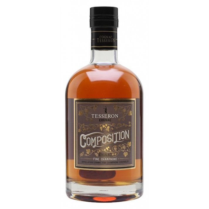 Tesseron Composition Fine Champagne Cognac 01