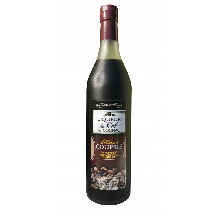 Couprie Liqueur de Café au Cognac 01