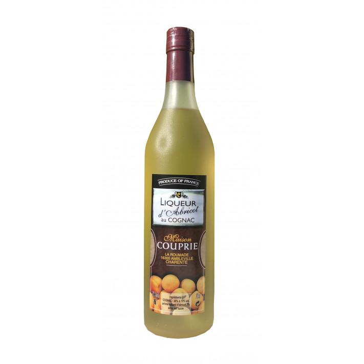 Couprie Liqueur d'Abricot au Cognac 01