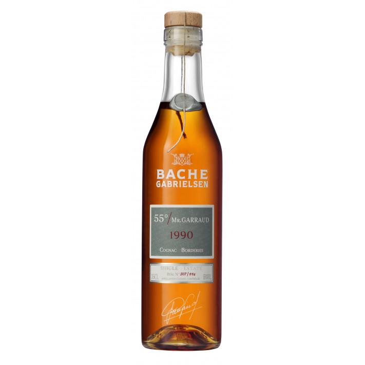 Bache Gabrielsen Millésime Mr. GARRAUD 1990 Cognac 01