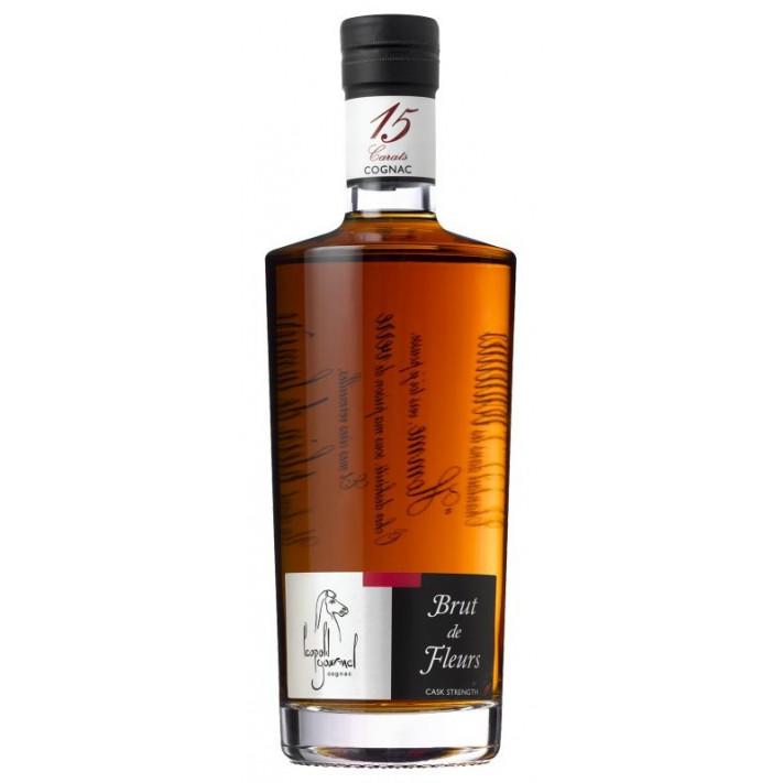 Leopold Gourmel Brut de Fleurs Cognac 01