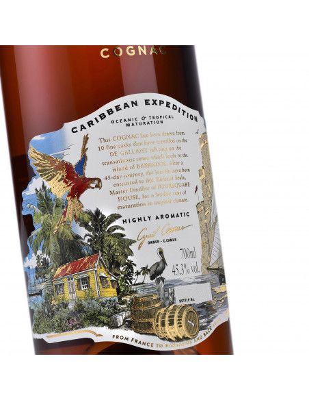 Camus Caribbean Expedition Cognac 014