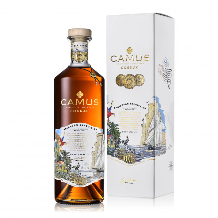 Camus Caribbean Expedition Cognac 01