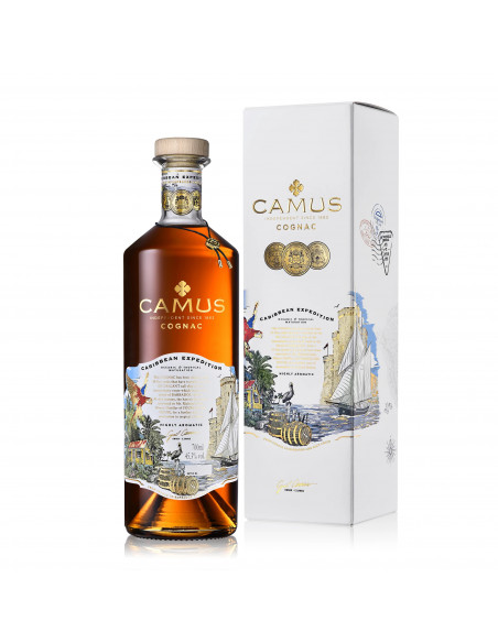 Camus Caribbean Expedition Cognac 011