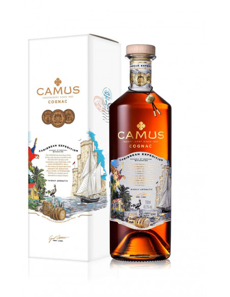 Camus Caribbean Expedition Cognac 019