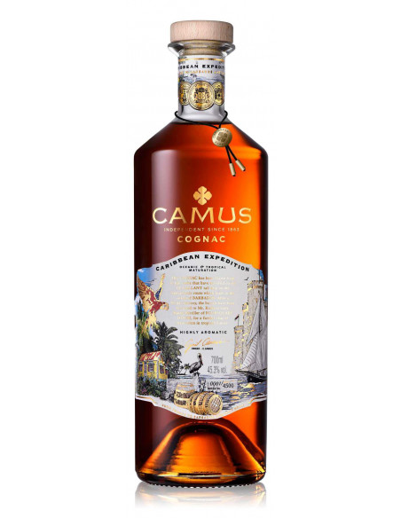 Camus Caribbean Expedition Cognac 012