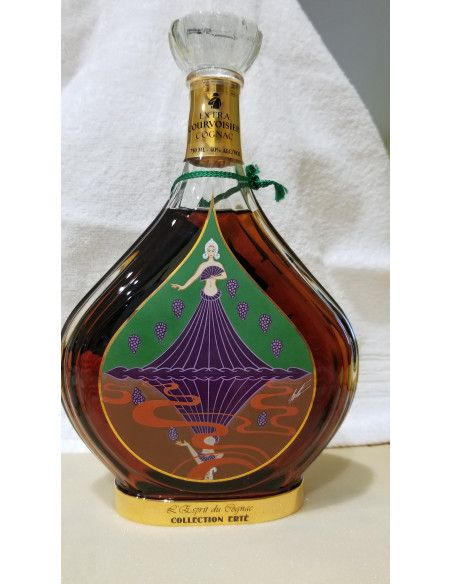 COURVOISIER EXTRA Collection Erte Cognac 012