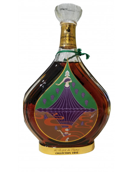 COURVOISIER EXTRA Collection Erte Cognac 08