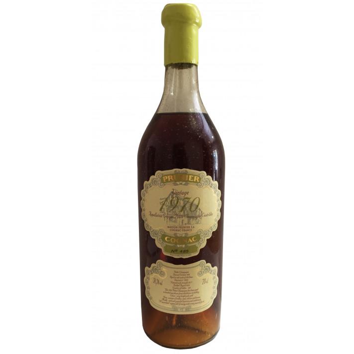 Prunier Rare Vintage 1970 Petite Champagne Cognac 01