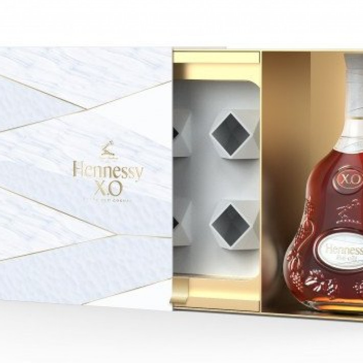 Hennessy XO Case Experience 2020 Cognac 01