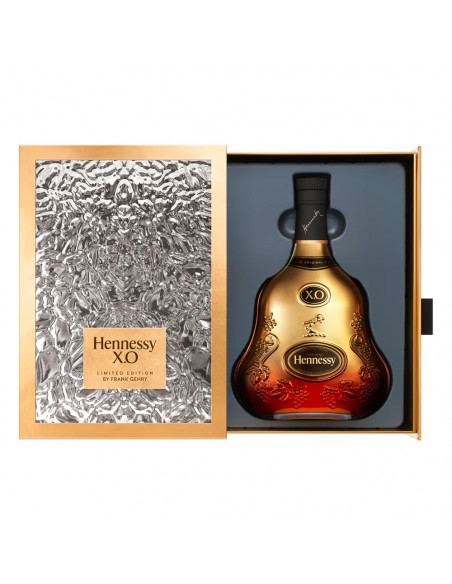 Hennessy XO 150th Anniversary Limited Edition by Frank Gehry Cognac 04