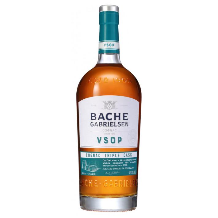 Bache Gabrielsen VSOP Triple Cask Cognac 01