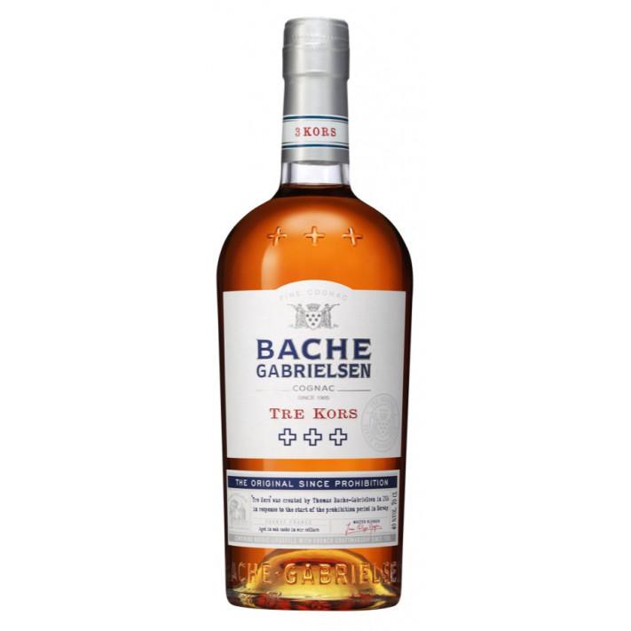 Bache Gabrielsen VS 3 Kors Fine Cognac 01