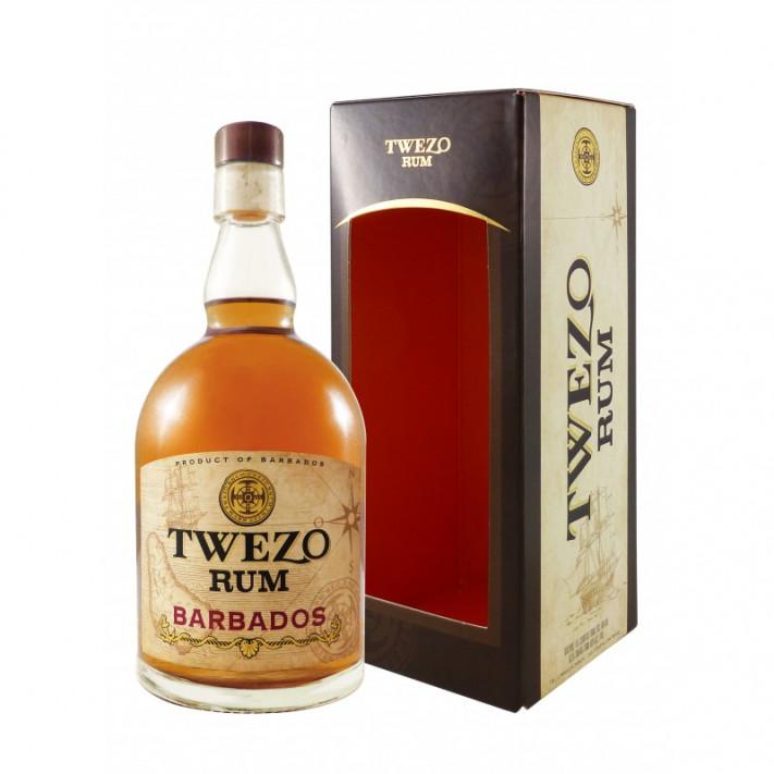 Twezo Barbados Rum 01