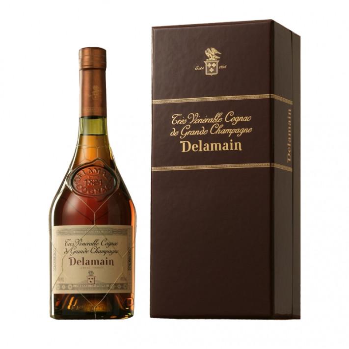 Delamain Très Vénérable de Grande Champagne Cognac 01