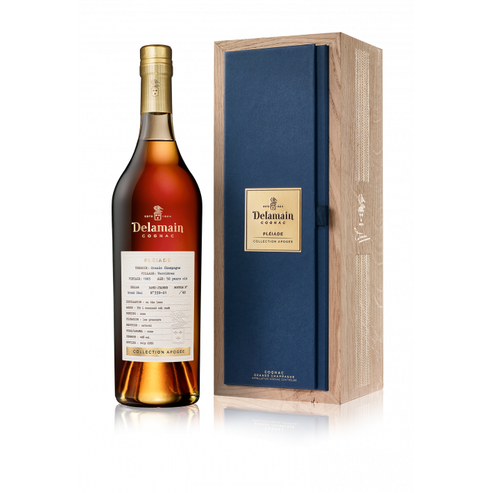 Delamain Vintage 1965 Collection Apogée Cognac 01