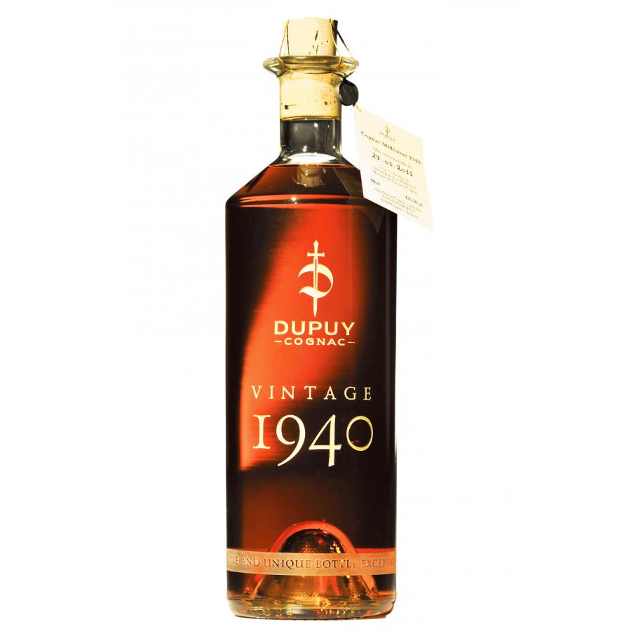 Dupuy Vintage 1940 Tentation Cognac 01