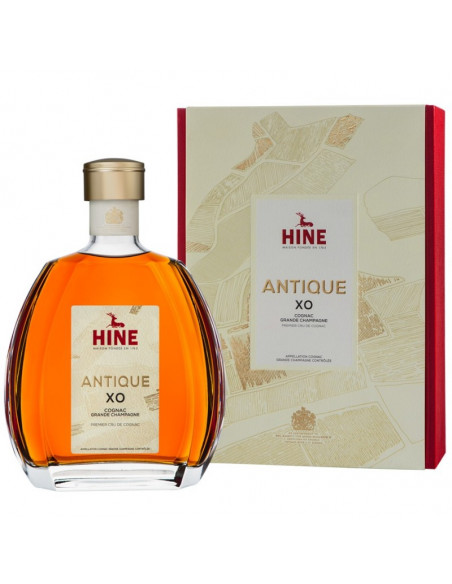 Hine XO Antique Grande Champagne Cognac 04