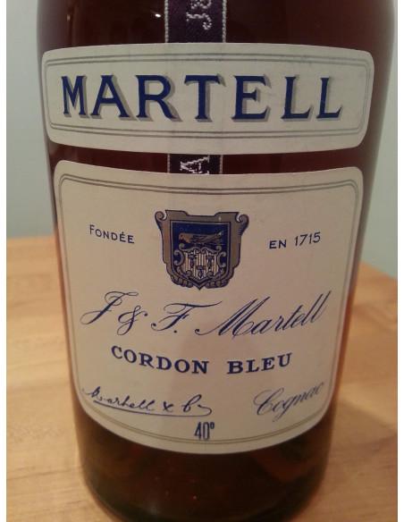 Martell Cordon Bleu Cognac 010
