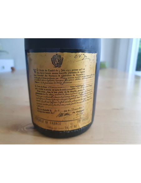 E. Remy Martin Grande Champagne Age Inconnu Cognac 010