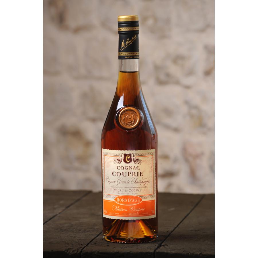 Couprie Hors d'Age Ancestrale Cognac 01