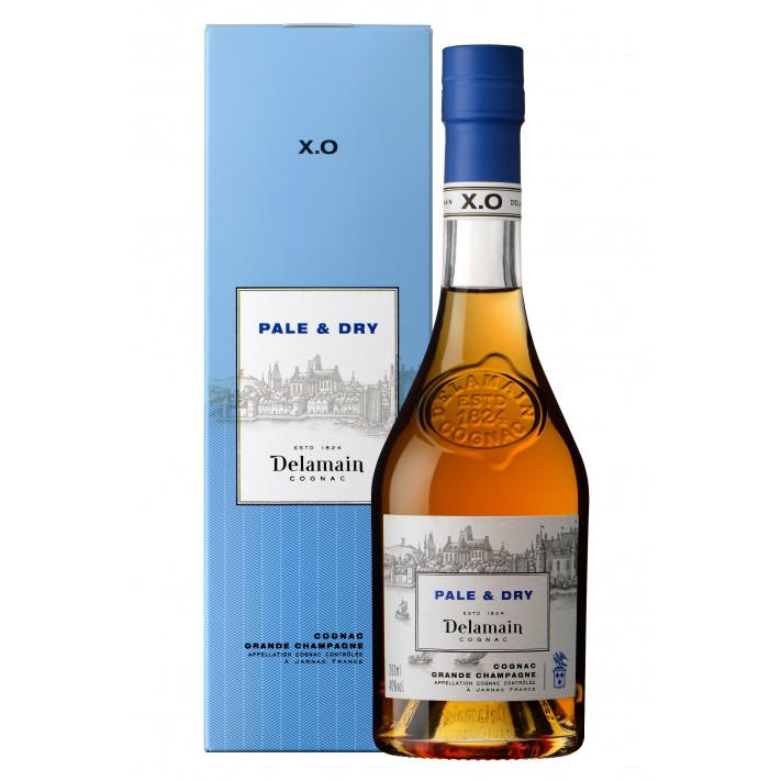 Delamain XO Pale & Dry 20 cl Cognac 01