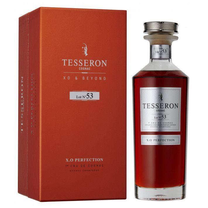 Tesseron Lot N°53 XO Perfection Cognac 01