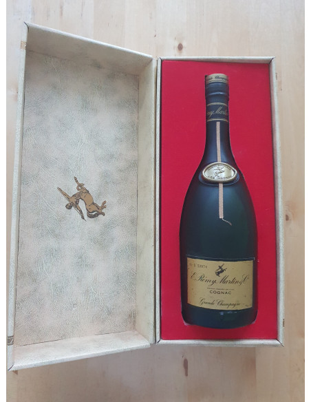 E. Remy Martin Grande Champagne Age Inconnu Cognac 08