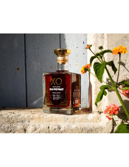 Distillerie du Peyrat Organic XO Cognac 07