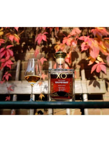 Distillerie du Peyrat Organic XO Cognac 09
