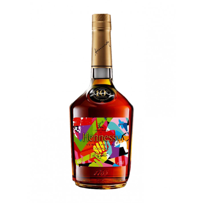Hennessy VS Limited Edition by Osa Seven Cognac 01