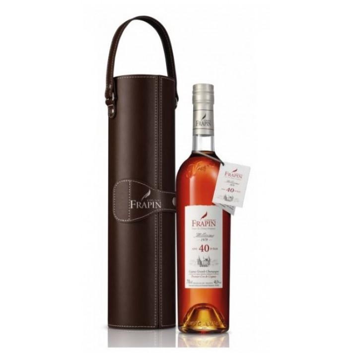 Frapin 1979 Trésors du Château Vintage Cognac 01
