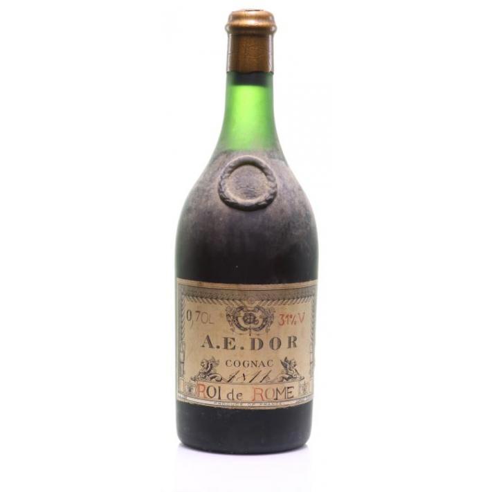 A.E. Dor Roi De Rome 1811 Vintage Cognac 01