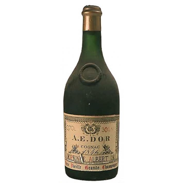 A.E. Dor Prince Albert Vintage 1834 Cognac 01
