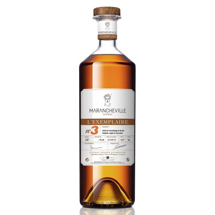 Marancheville L'Exemplaire N°3 Limited Edition Cognac 01