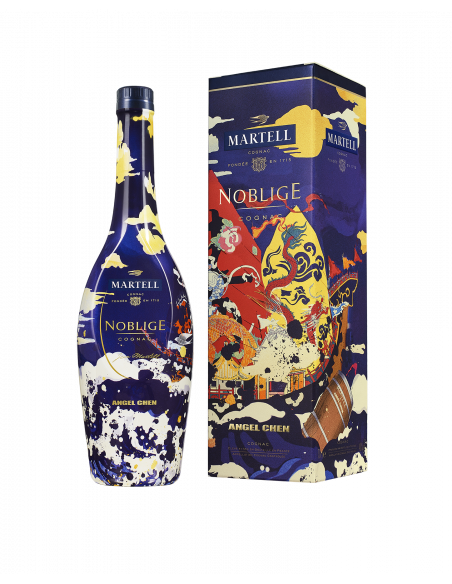 Martell Noblige Limited Edition by Angel Chen Cognac 05