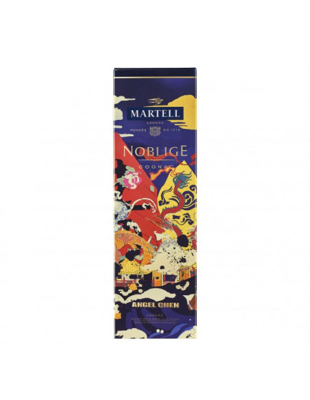 Martell Noblige Limited Edition by Angel Chen Cognac 06