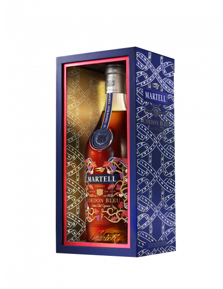 Martell Cordon Bleu Limited Edition by Pierre Marie Cognac 04