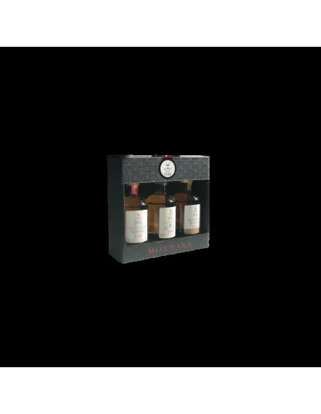 Park Mizunara 3 Miniatures Set Cognac 05