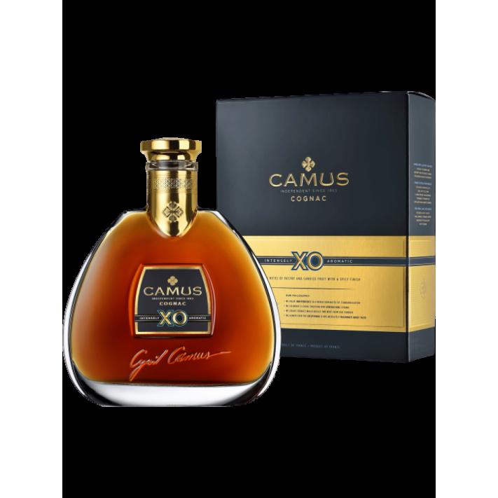 Camus XO Intensely Aromatic Cognac 01