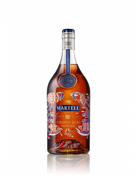 Martell Cordon Bleu The Epic Voyage Limited Edition by Pierre Marie Cognac 04