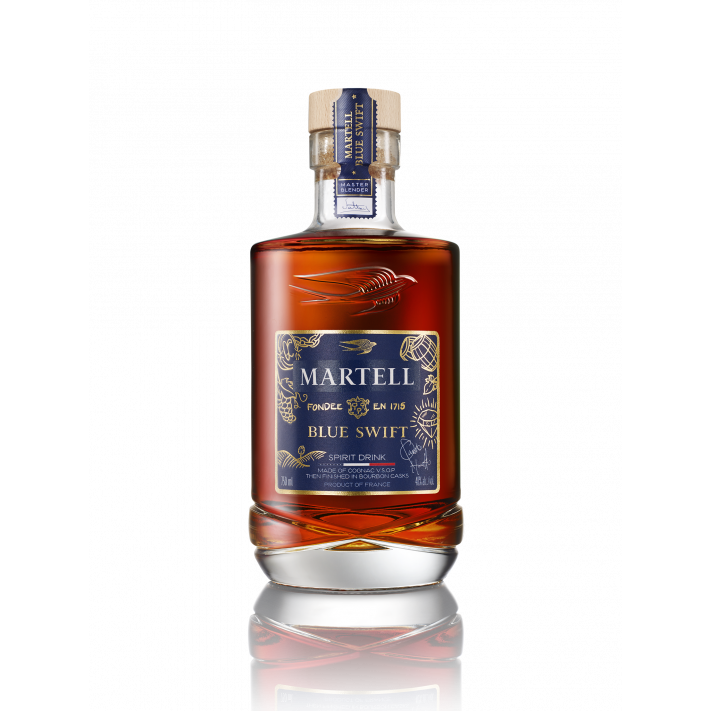 Martell Blue Swift Limited Edition by Quavo Cognac 01