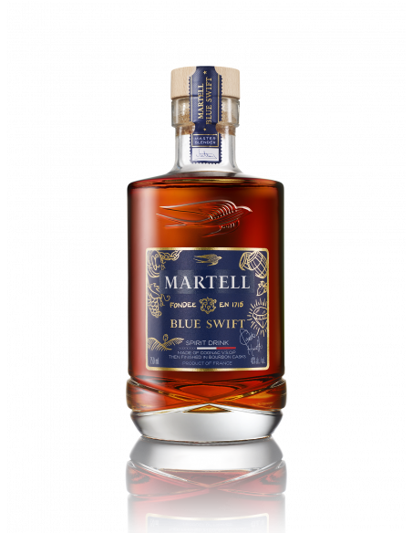 Martell Blue Swift Limited Edition by Quavo Cognac 03