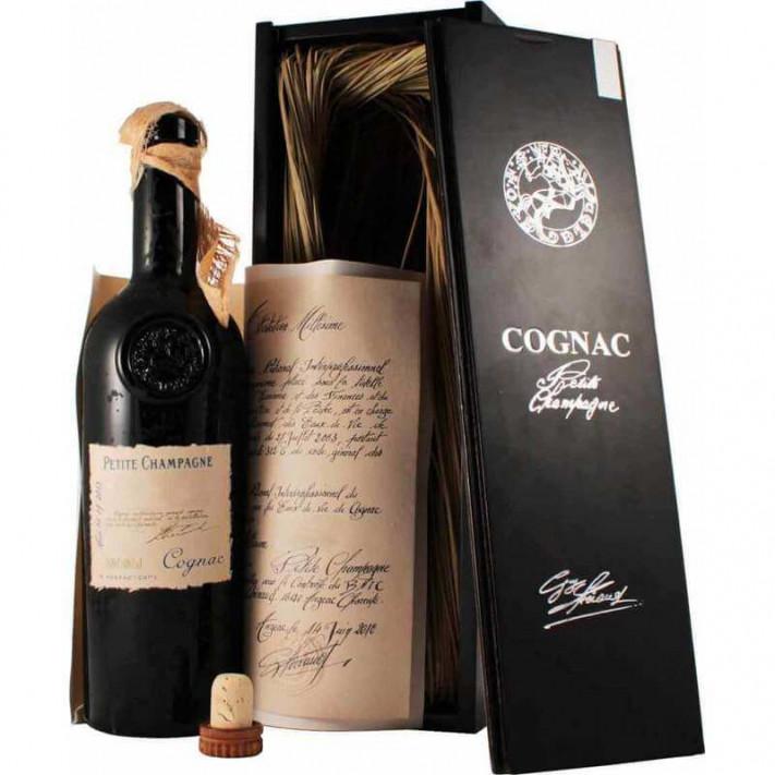 Lheraud Vintage 1990 Petite Champagne Cognac 01