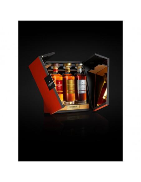 Tesseron Collection Cognac Set Wooden Gift Box 06