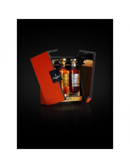 Tesseron Collection Cognac Set Wooden Gift Box 07