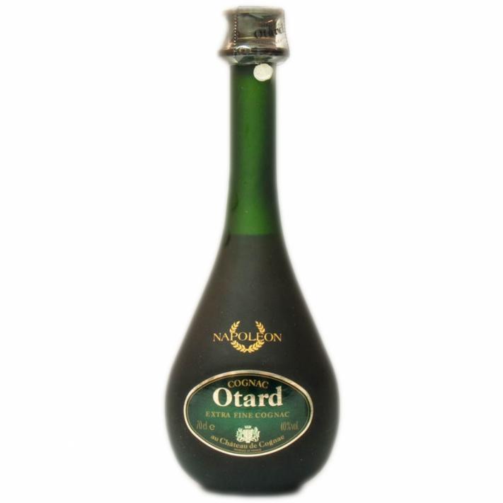 Baron Otard Napoléon Extra Fine Champagne Cognac 01