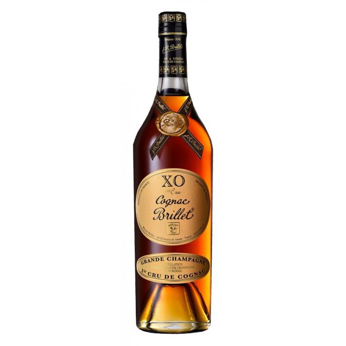 Brillet Extra Old XO Cognac 01