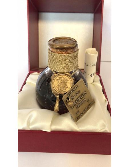 Mauxion Petite Champagne Lot 56 5cl Mini Cognac 03