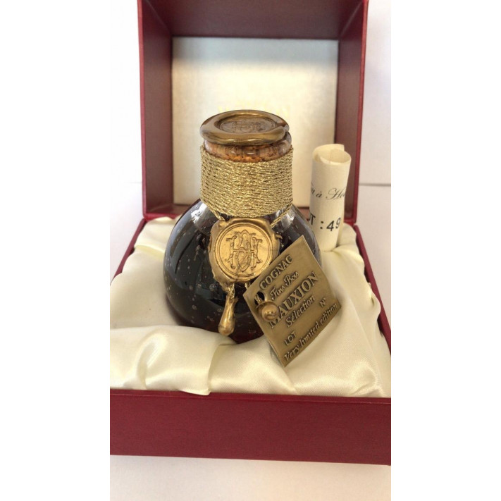 Mauxion Grande Champagne Lot 38 5cl Mini Cognac 01